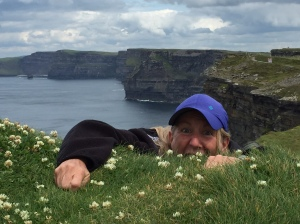 Hanging Cliffs of Moher